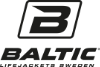 Uppblåsbar räddningsväst Baltic Athena Svart/Grå