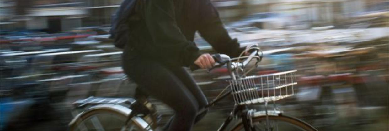 Fler anmälda cykelstölder än på 16 år