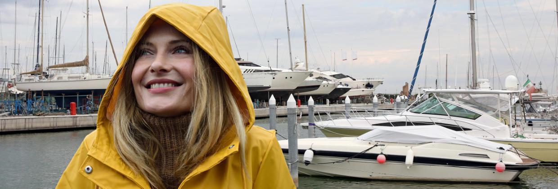 Stöldskydda båten inför vintern