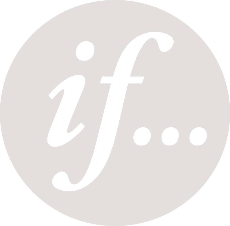 Brandfilt Lotta Friberg Design Black & White