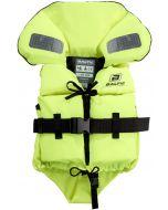 Räddningsväst Baby/Barn Baltic Split Front UV-Gul