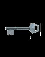 Extra nyckel till 7-tillhållarlås ASSA 40B7, 131B7