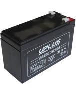 Backup-batteri 12 V / 7,2 Ah med en livslängd på 10-12 år