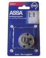 Förlängningsdel till runda låscylindrar 10 mm
