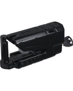 MC-lås ABUS Granit™ Detecto X-Plus 8077 Svart