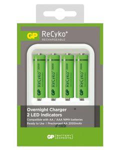 Batteriladdare GP ReCyko 420