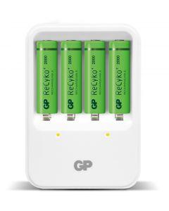 Batteriladdare GP ReCyko PB420