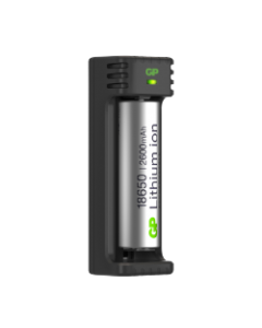 Batteriladdare GP Lithium-Ion 18650