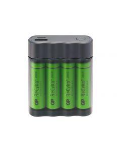 Batteriladdare GPX411 fram