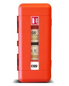 Brandsläckarskåp CGS för 6-12 kg och 6-9 l släckare