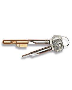 Detektivlås Burg Wächter E7/2 med lika låsning