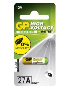 Engångsbatteri GP Super Specialbatteri 27A med 12V