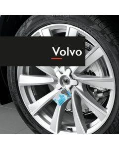 Fälglås till Volvo fälgar Rimgard 4-pack