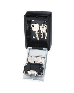 Nyckelskåp med kombinationslås ABUS öppen