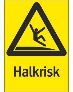 Halkrisk