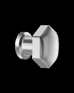 Handtagsknopp till smart lock BG 2000 Silver