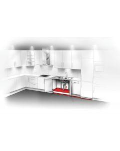 Paketerbjudande - Vattensäkert kök utan diskmaskin