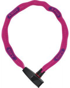 Cykellås ABUS Catena 6806 Neon Pink