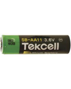 Lithiumbatteri Tekcell AA 3,6V