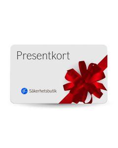 Presentkort från If Säkerhetsbutik