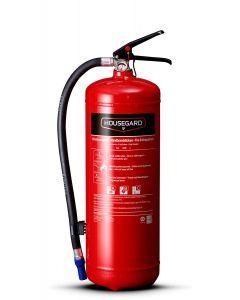 Rekommenderad brandsläckare för bostaden