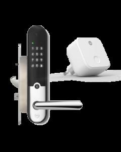 Digitalt dörrlås Yale Doorman L3 Flex - Krom